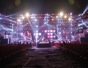 杭州舞台灯光租赁